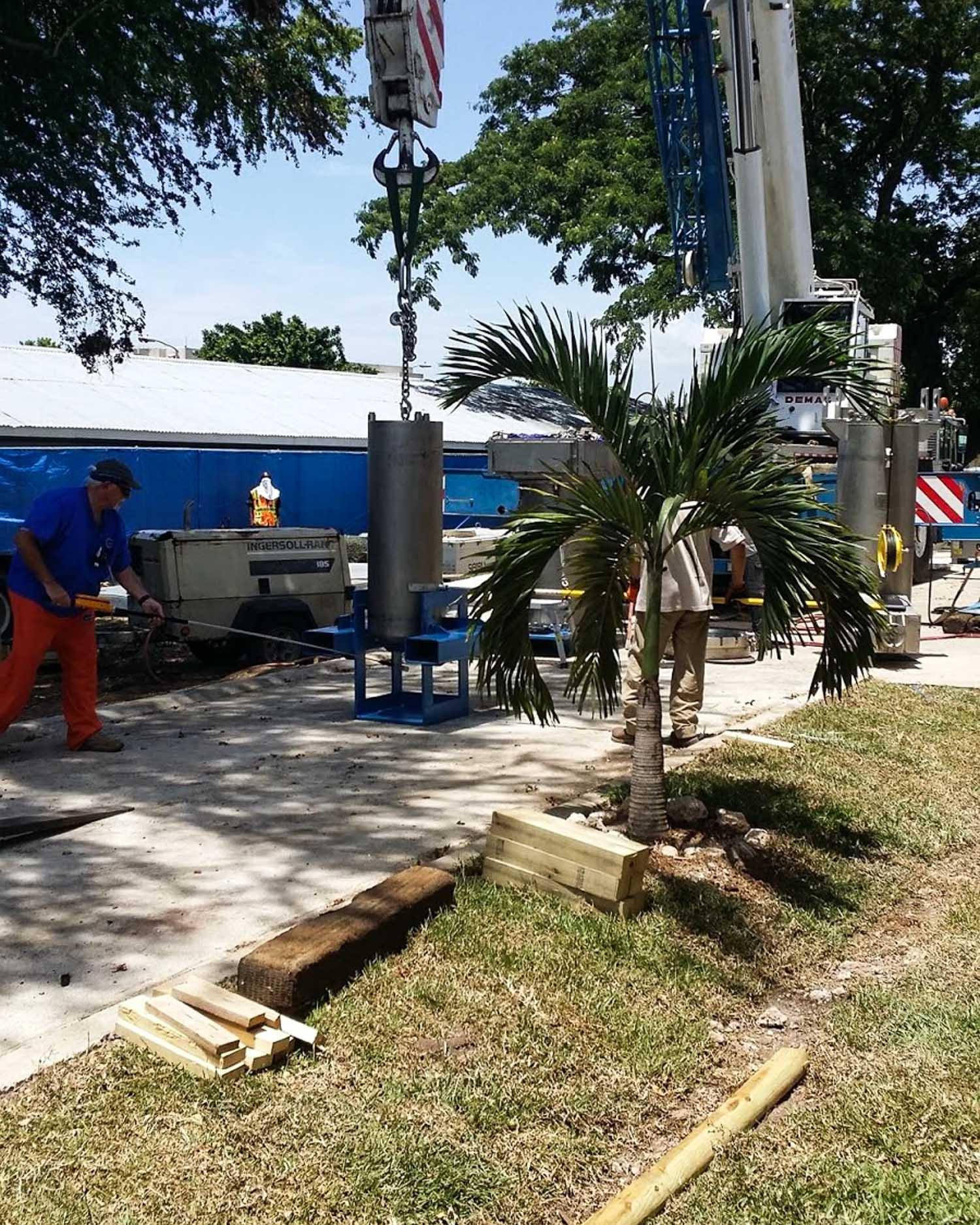 Jamaica HEU Removal